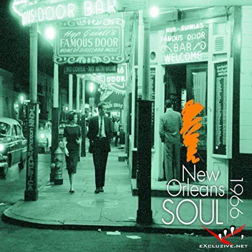 New Orleans Soul 1966 (2018)