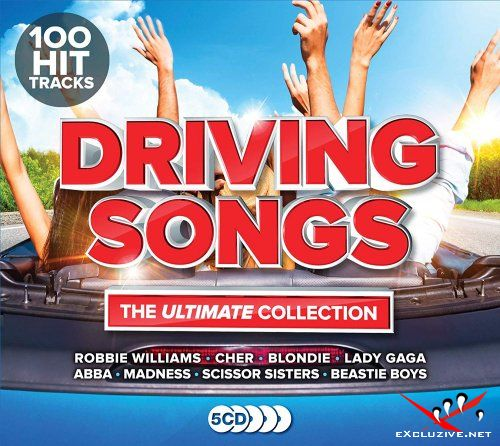 Driving Songs The Ultimate Collection (5CD, 2018), NOW That's What I Call A Party 2019 (2CD, 2018)