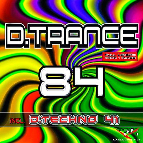 D.Trance 84 (Incl D.Techno 41) (2018)