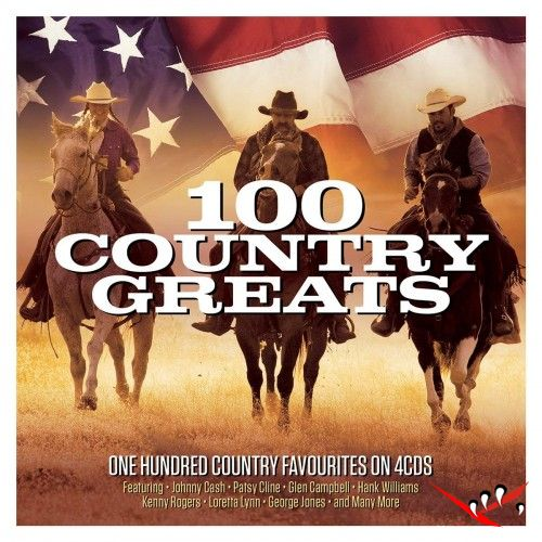 100 Country Greats (2018)