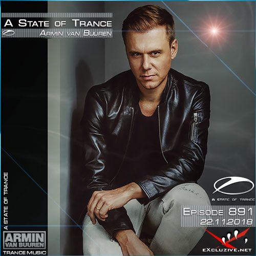 Armin van Buuren - A State of Trance 891 (22.11.2018)