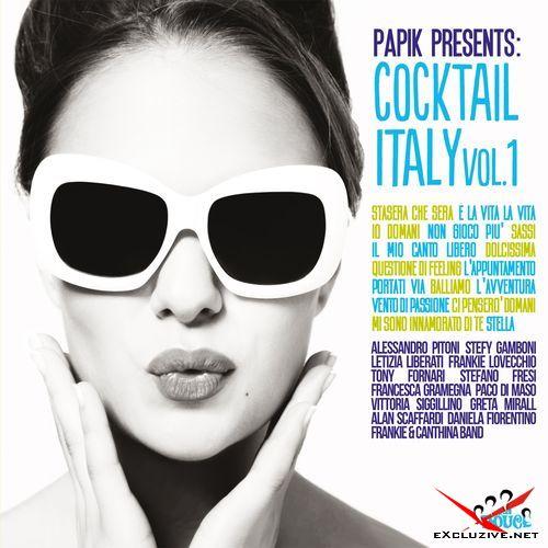 Papik - Cocktail Italy Vol.1 Papik Presents (2018)