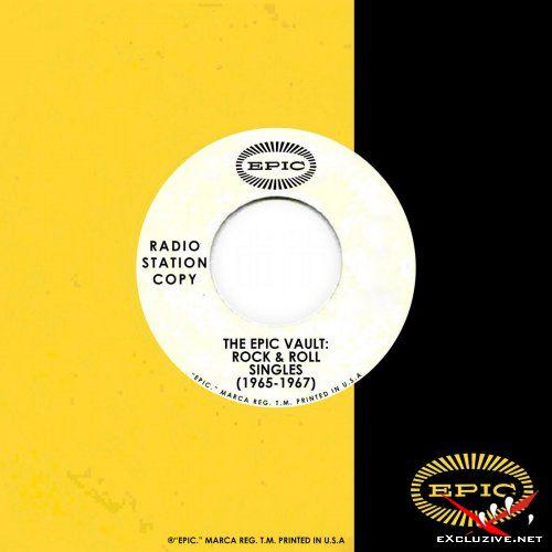 The Epic Vault: Rock N' Roll Singles 1965 - 1967 (2018)