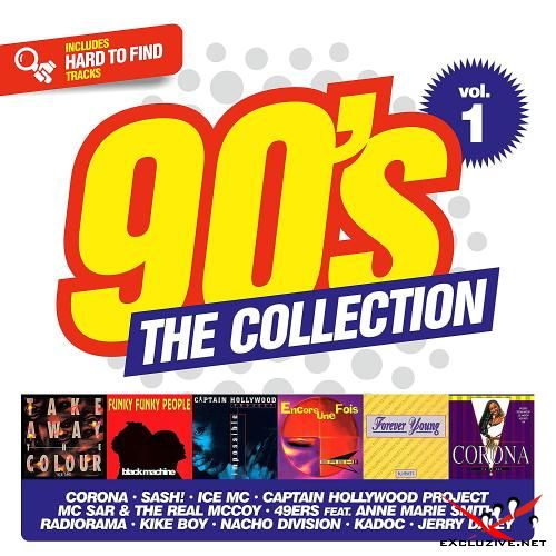 90s The Collection Vol.1 (2018)
