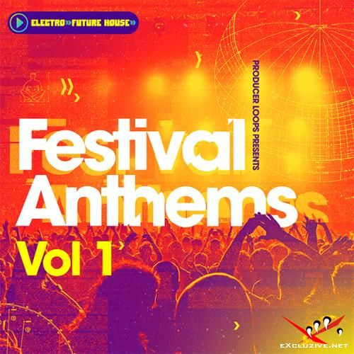 Festival Anthems 100 Designed (2018)