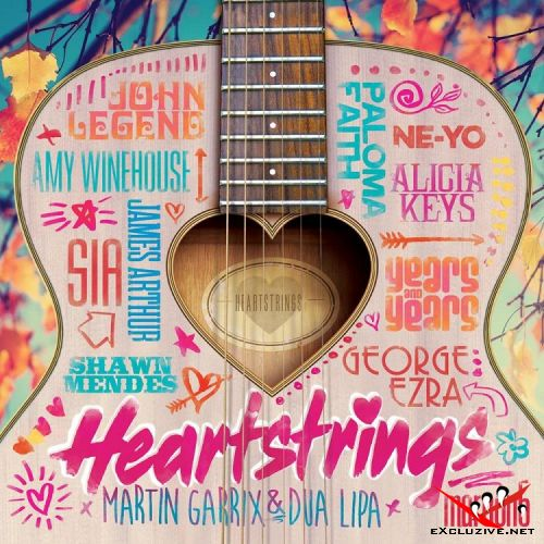 Ministry Of Sound: Heartstrings (3CD, 2018)