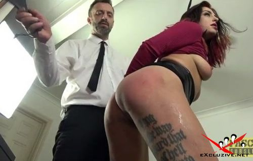 Cat Collar - First Porno For Sex-Addicted Slag (2018/SD)