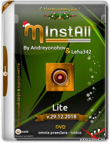 MInstAll by Andreyonohov & Leha342 Lite v.29.12.2018
