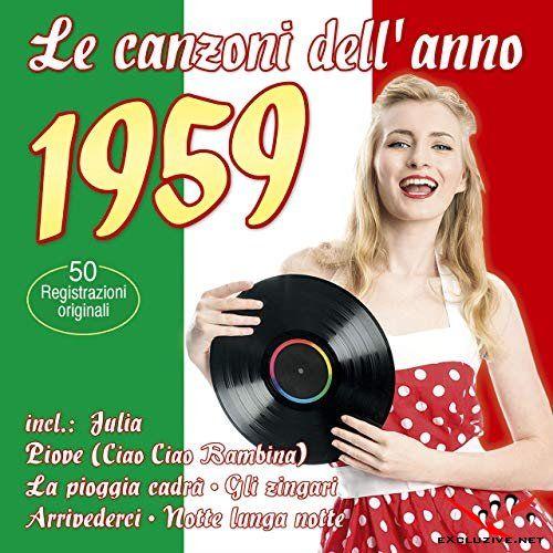 Le canzoni dell'anno 1959 (2019)
