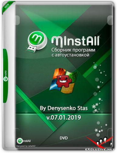 MInstAll v.07.01.2019 By Denysenko Stas (RUS)