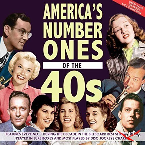 America's Number 1's Of The 40's (2019)