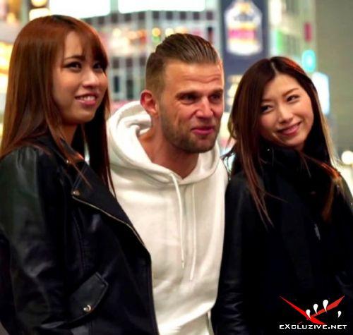 Mona, Tsubaki - A Tokyo avec Mona et Tsubaki (2019/FullHD)