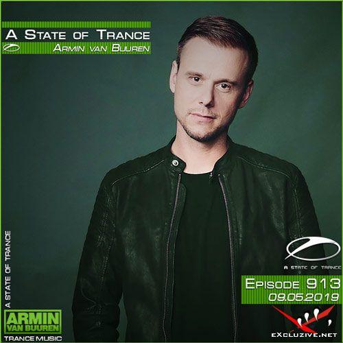 Armin van Buuren - A State of Trance 913 (09.05.2019)