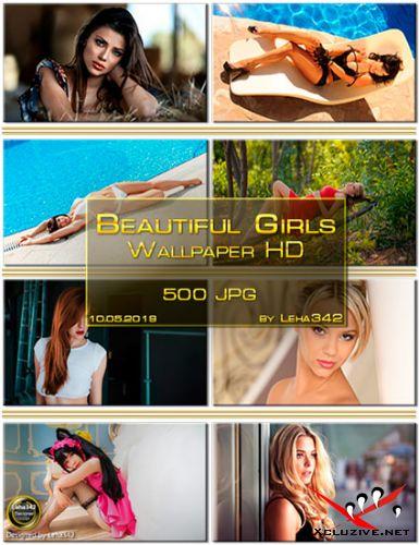 Beautiful Girls Wallpaper HD by Leha342 10.05.2019