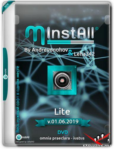 MInstAll by Andreyonohov & Leha342 Lite v.01.06.2019 (RUS)