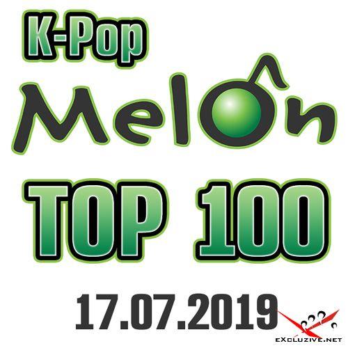 K-Pop Melon Top 100 17.07.2019 (2019)