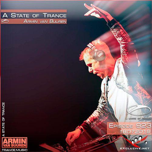 Armin van Buuren - A State of Trance 923 (18.07.2019)