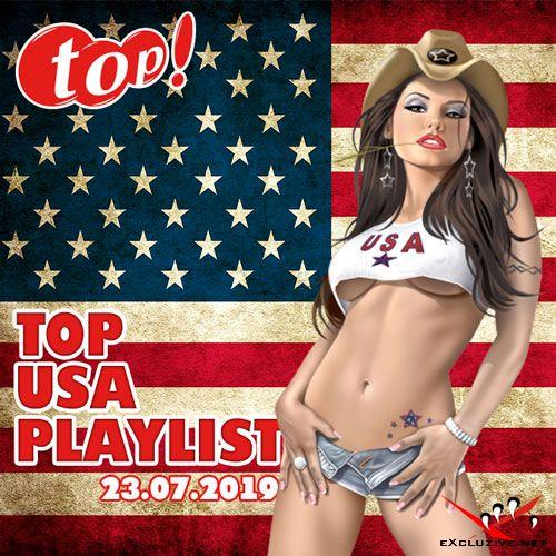 Top USA Playlist 23.07.2019 (2019)
