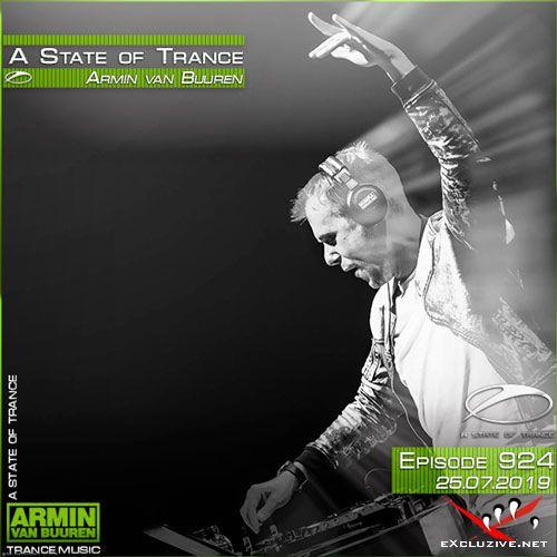 Armin van Buuren - A State of Trance 924 (25.07.2019)