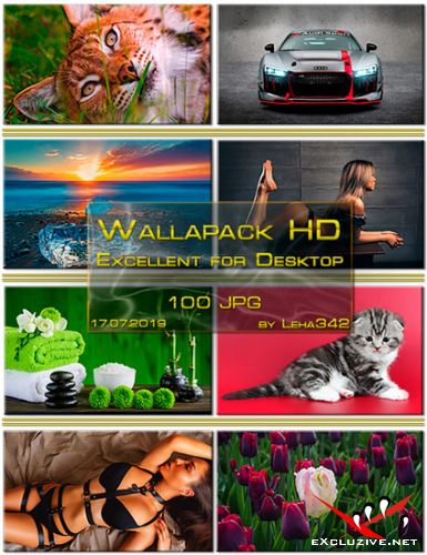 Wallapack HD Excellent for Desktop by Leha342 17.07.2019