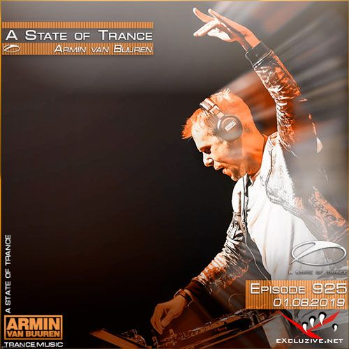 Armin van Buuren - A State of Trance 925 (01.08.2019)