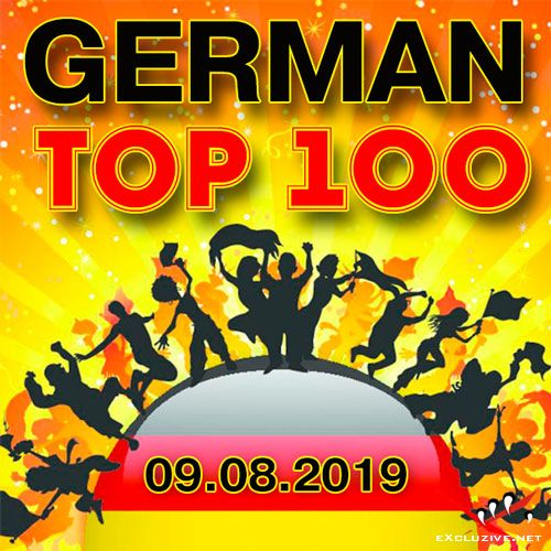 German Top 100 Single Charts 09.08.2019 (2019)