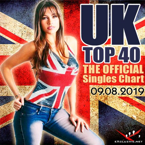 The Official UK Top 40 Singles Chart 09.08.2019 (2019)