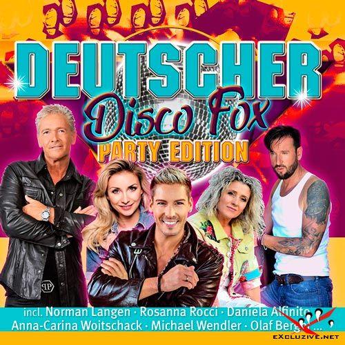 Deutscher Disco Fox: Party Edition (2019)