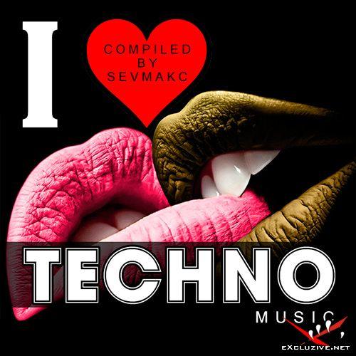 I Love Techno Music (2019)