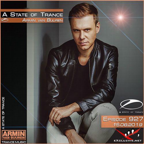 Armin van Buuren - A State of Trance 927 (15.08.2019)