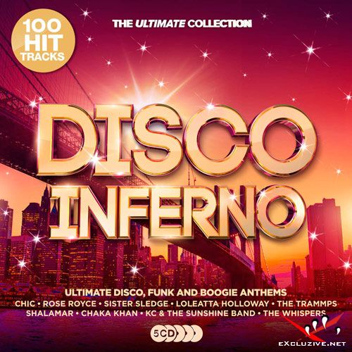 Disco Inferno: Ultimate Disco Anthems (2019)