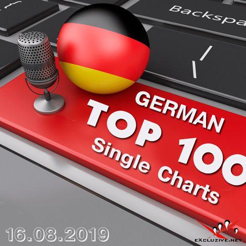 German Top 100 Single Charts 16.08.2019 (2019)