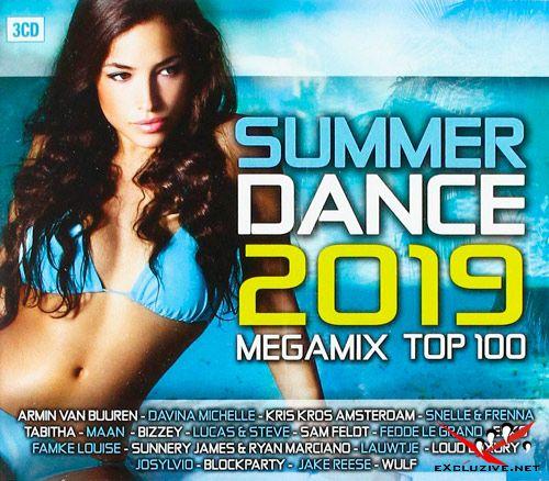 Summerdance Megamix 2019 Top 100 (2019)