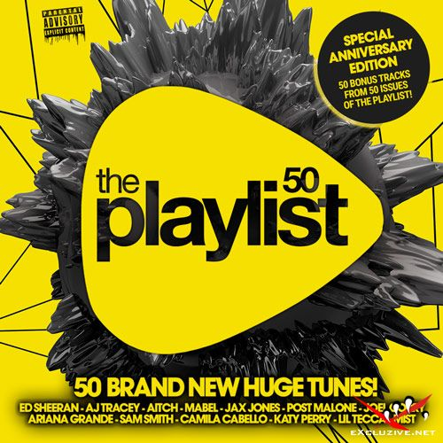 The Playlist 50 (Special Anniversary Edition) (2019)