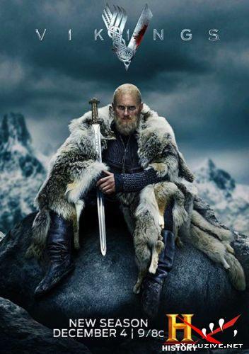 Викинги / Vikings (6 сезон/2019/WEB-DL/720p/WEB-DLRip/WEBRip)