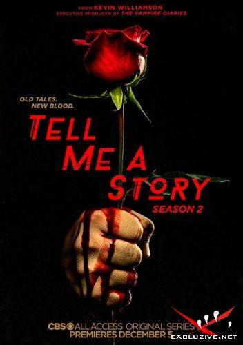 Расскажи мне сказку / Tell Me a Story (2 сезон/2019/WEB-DL/720p/WEB-DLRip)