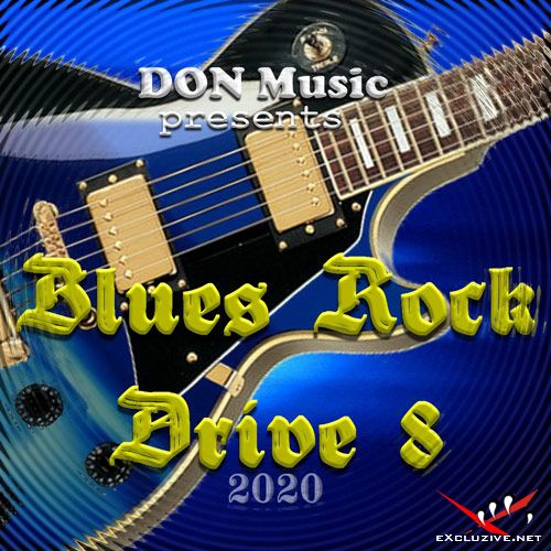 Blues Rock Drive 8 (2020)
