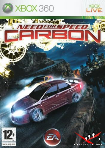 Need For Speed Carbon [ RUS SOUND&TEXT ] [ XBOX360 ]